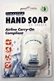 Travelon Travel Fresh - Hand Soap Sheets...