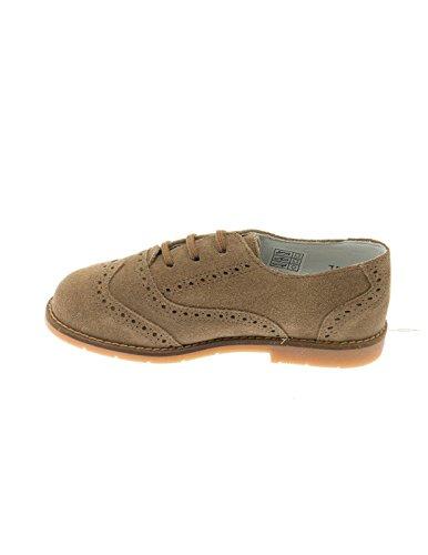 Gulliver Oxford chaussure Marin Beige
