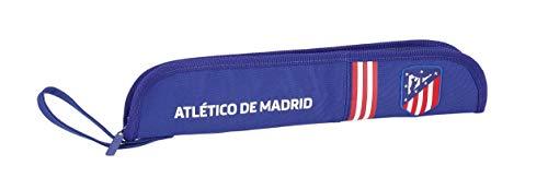 "Atlético de Madrid ""In Blue"" Oficial Portaflautas 370x20x80mm"
