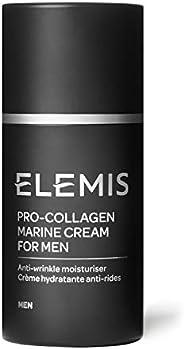 Elemis Pro-Collagen-Marin-kräm för män, anti-skrynklor-fuktighetskräm för män, 1-pack (1 x 30 ml)