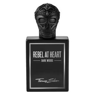 Thomas Sabo Rebel At Heart Dark Woods EdT, 1er Pack (1 x 50 ml)
