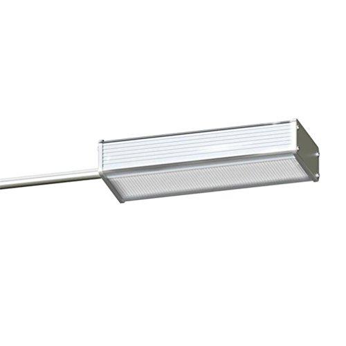 ELEGENCE-Z Solar Lampe Aluminium Outdoor GüRtel Pole Landschaftsbild Lampe Super Bright LED StraßEnlaterne Wasserdicht Radar Induktion Home Beauty Metall-garage Bausatz