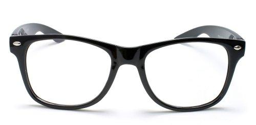 7c6ff4b09888b IG Reading Glasses Ig Wayfarer Style Comfortable Stylish Simple Reading  Glasses In Black Strength +
