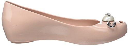VIVIENNE WESTWOOD AND MELISSA Damen Vw Ultragirl 19 Peep-Toe Pink (Blush Pink)