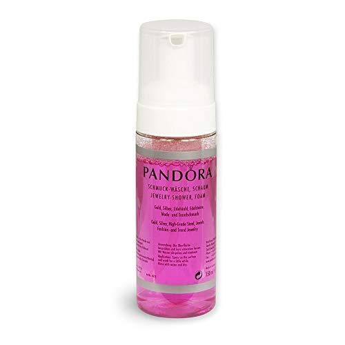 Pandora Gold und Silber Reinigung Schaum 150ml Schmuck Reinigungsspray