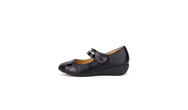 Cendriyon, Ballerine Ultra Confort BELLELI Chaussures Femme