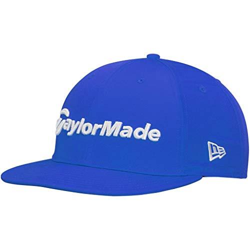 TaylorMade 2019 Performance New Era 9Fifty Hat Einstellbare Herren Snapback Cap Royal/Blue Royal Blue Cap