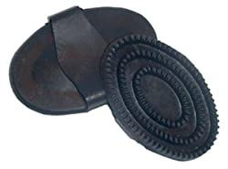 Flexible Rubber Curry Comb
