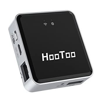 HooToo Wireless Router, Access Point, Wireless Hard Drive and Flash Drive Companion - TripMate Nano HT-TM02