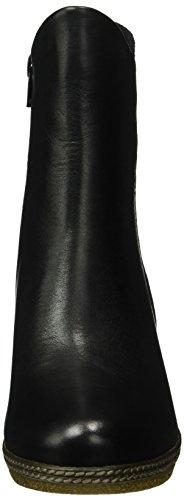 Gabor Shoes 52.875 Damen Halbschaft Stiefel Schwarz (Schwarz (micro) 57)