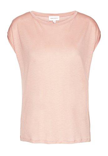 armedangels Damen T-Shirt aus Tencel® - Jil - L Peach (Damen Tencel Großen T-shirt)