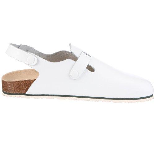 Dr. Brinkmann 603070, Chaussures homme Blanc - Blanc
