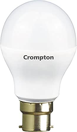 Crompton 7WDF Base B22 7-Watt LED Bulb (Cool Day Light)