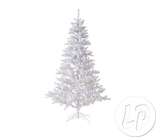 Albero di Natale bianco da 60 cm