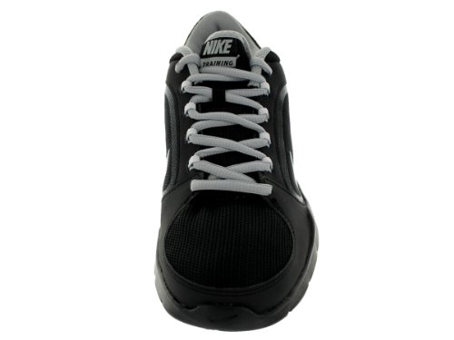 NIKE Flex 4, Scarpe da ginnastica Donna nero / argento / bianco