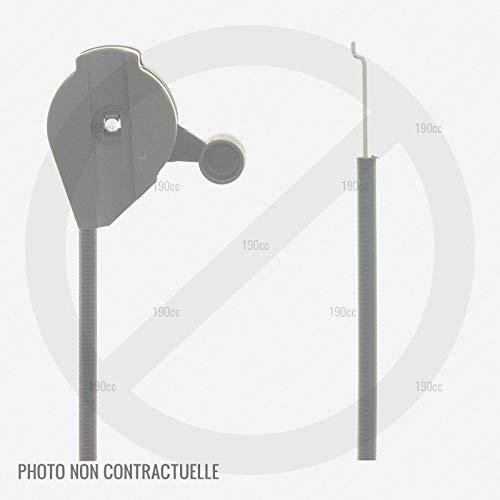 Outils Wolf 23671 - Cable de Gas para cortacésped