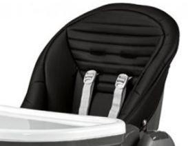 Peg Perego Ersatz Sitzerhöhungen Stripes Black für Peg Perego Tatamia