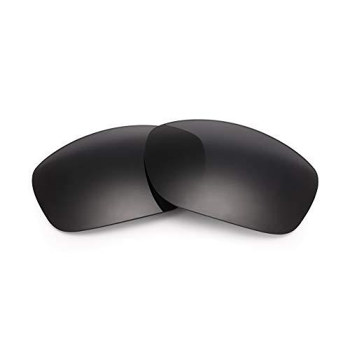 Sonnenbrillengläser, polarisierte Ersatzgläser für Oakley TEN X (Black)