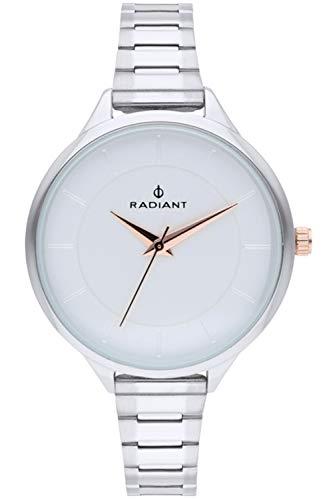 Radiant venus orologio Donna Analogico al Al quarzo con cinturino in Acciaio INOX RA511201