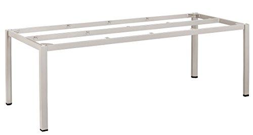 KETTLER Advantage Esstische Cubic-Tischgestell 220 x 95 cm, braun