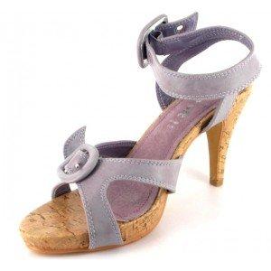 FARASION - Sandales femme violettes - 1029-12 Violet