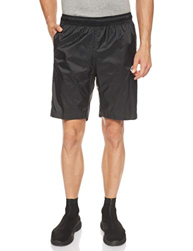 Nike Herren Sportswear Woven Short, black/White/010, M