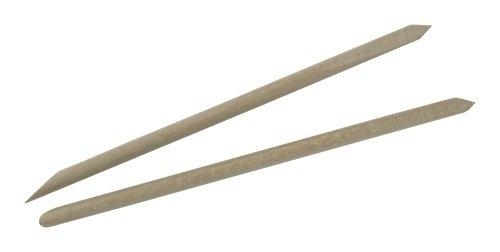 Remos Rosenholzstäbchen, 2 Stück für die sanfte Nagelpflege
