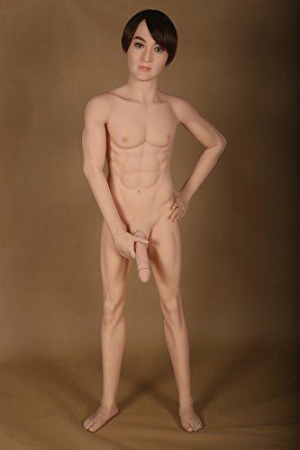 Sexpuppe Sexdoll von DollsClub Sextoys Masturbator: Man Doll: Brian 160cm 3 Öffnungen - versandkostenfreie Lieferung. -