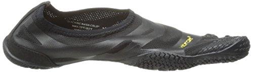 Vibram Fivefingers El-x, Sneakers Uomo Viola (Black)