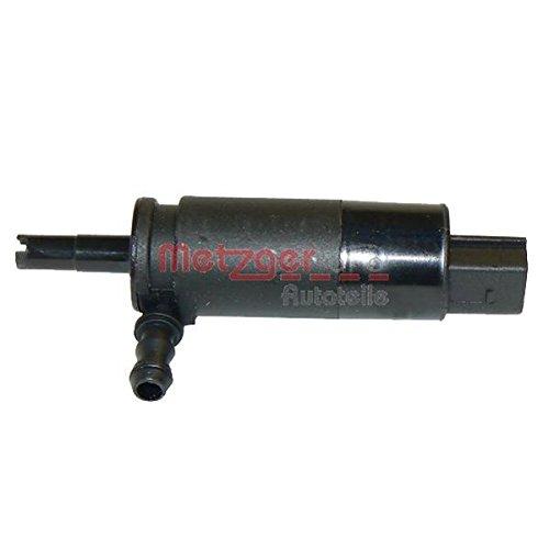Preisvergleich Produktbild Metzger 2220023 Waschwasserpumpe,  Scheinwerferreinigung