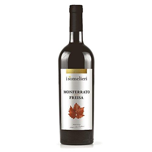 I Somelieri Monferrato Doc Freisa - Confezione da 6 X 750 ml