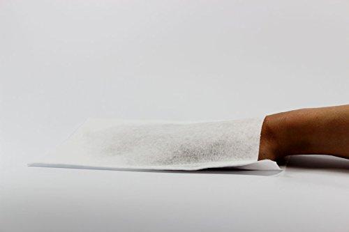 Gant de toilette Classic, blanc, 15 x 22 cm Lot de 10