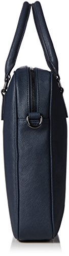 Armani Jeans Shoes & Bags DE Herren 0622BT2 Schultertaschen, 7x30x42 cm Blau (BLU - BLUE G8)