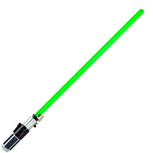 """Star Wars [Hasbro Cosplay] sabre laser """"niveau 3 / Intégrale FX"""" Yoda"""