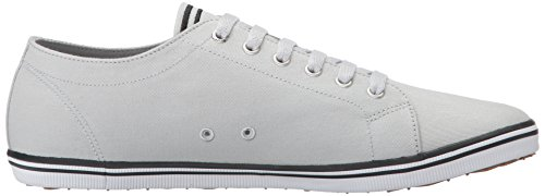 Fred Perry Kingston Twill Dolphin B6259U432, Turnschuhe Gris