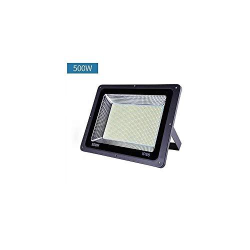 IP66 wasserdicht regendicht hohe Leistung 500 W Outdoor-Sicherheitsleuchte LED-Flutlicht 3000 K / 6000 K warmweißes Licht LED-Flutlicht Garage Plätze Garten Energiesparende Strahler