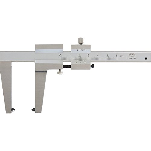 Steinle freno Calibre Vernier 15090–50mm–Longitud: