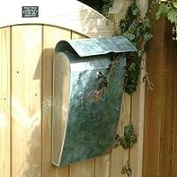 Buzón de correos galvanizado
