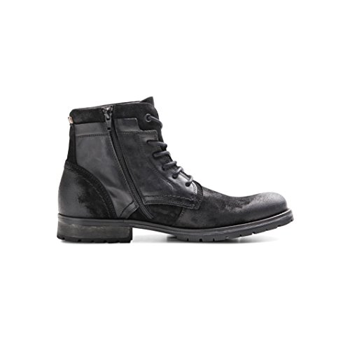 Jack & Jones Uomo Boots Jfw Hanibal Taglia 43 Nero