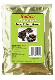 Radico - Tinte vegetal orgánico cabello - Rubio cobrizo