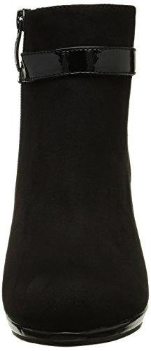 Tamaris 25315, Bottes Classiques Femme Noir (Black Comb 098)
