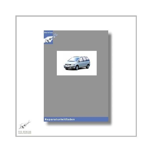 Seat Alhambra Typ 7V9 (00-10) 4-Zyl. Dieselmotor mit Pumpe-Düse-Einheit