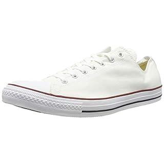 Converse Unisex-Erwachsene Chuck Taylor All Star-Ox Low-Top Sneakers, Weiß, 38 EU