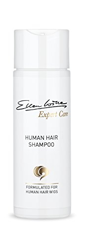 Shampoo Echthaar Perücken (Ellen Wille Expert Care Humain Hair Shampoo 200 ml)