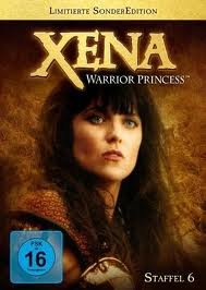 Warrior Princess - Staffel 6 (Limited Edition)