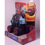 Disney Pixar Cars Toon Monster Truck Rasta Mater (Hook) / Aktion Modell mit Sound und Fight Funktionen! (Disney Cars Monster Truck)