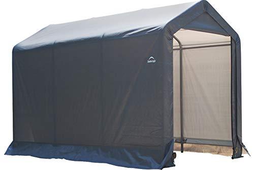 ShelterLogic Foliengerätehaus Gerätehaus in-a-Box, 5,4m², 180x300 cm; Folienzelt und...