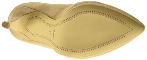 BATA 7238706, Chaussures à Talons Femme Beige (Beige)