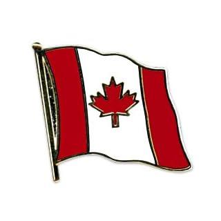 Yantec Flaggenpin Kanada Pin Flagge