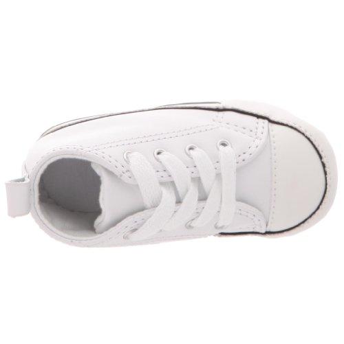 Converse Sneakers, Baskets Basses Unisexe-Bébé Blanc